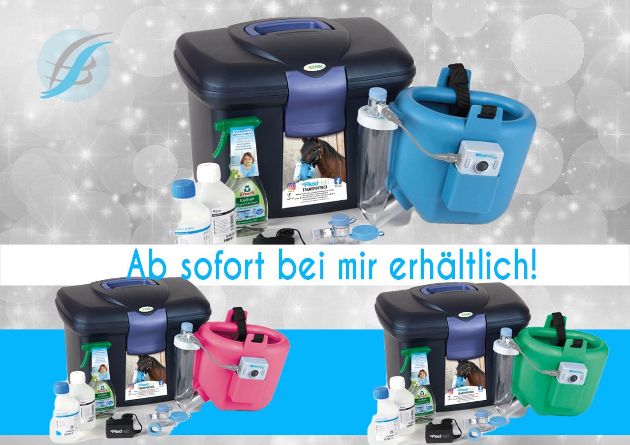 You are currently viewing Inhalationstherapie für Pferde