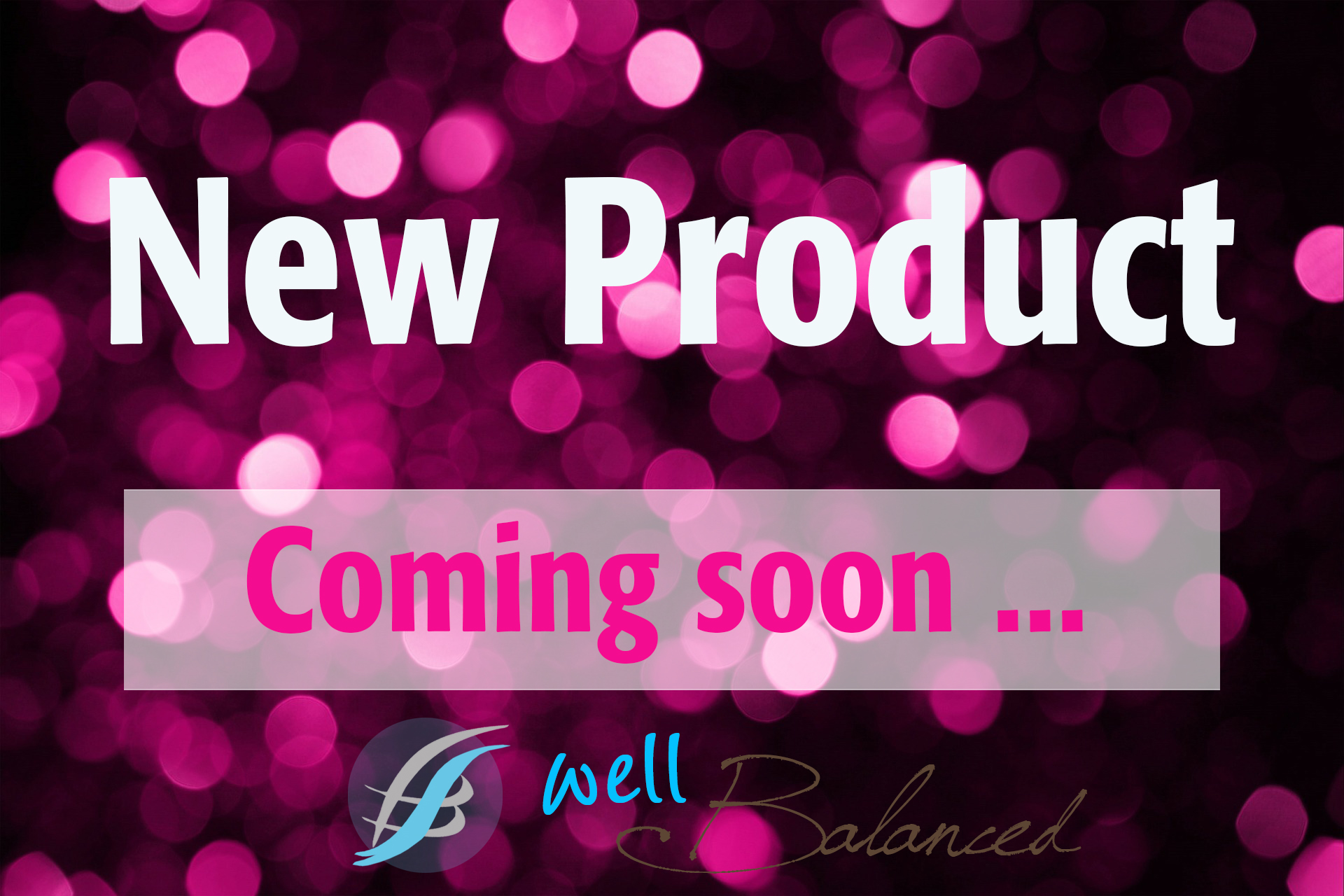 You are currently viewing New Product – coming soon !
